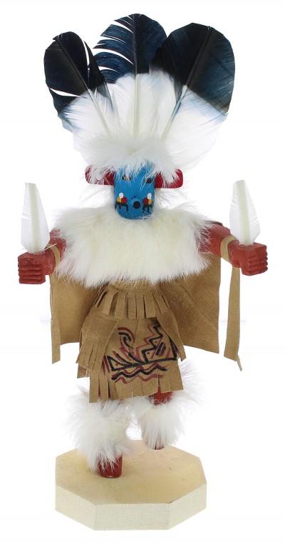 Native American Navajo Morning Singer Kachina Doll KX74573