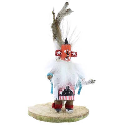 American Navajo Indian Starhead Kachina Doll NX99431