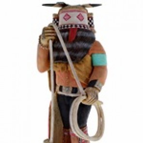 Hopi Motsin Or Disheveled Kachina Doll By Eloy Wytewa KS1095