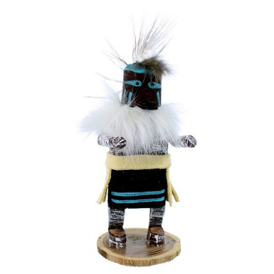 Navajo Indian Squirrel Kachina Doll SX108144
