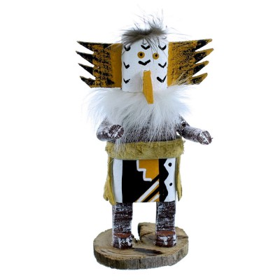 Native American Owl Kachina Doll SX108158
