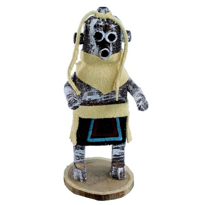 Navajo Indian Mudhead Kachina Doll SX108166