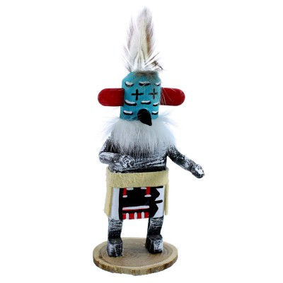 Native American Road Runner Kachina Doll SX108177