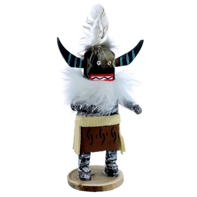 Native American Angry Kachina Doll SX108178