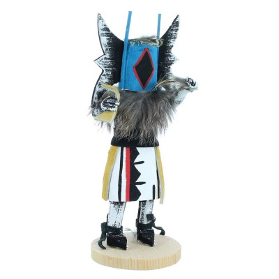 Navajo Mother Crow Native American Kachina Doll RX109075