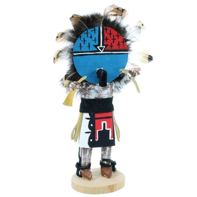 Navajo Indian Chief Kachina Doll RX109080