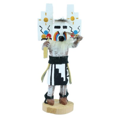 First Mesa Authentic Navajo Indian Kachina Doll RX109095