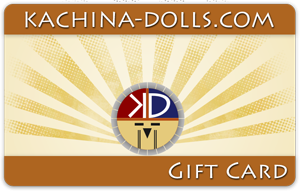 $75 Kachina-Dolls Gift Card