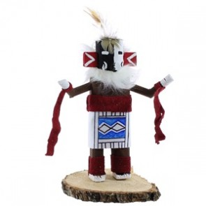 Navajo Indian Native American Navajo Kroyu Kachina Doll NX99413