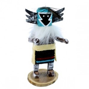 Navajo Crow Mother Native American Kachina Doll SX108147