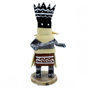 Navajo Apache Crown Dancer Kachina Doll SX108161