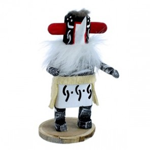 Native American Kokopelli Kachina Doll SX108188