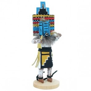Native American Hemis Kachina Doll RX109077