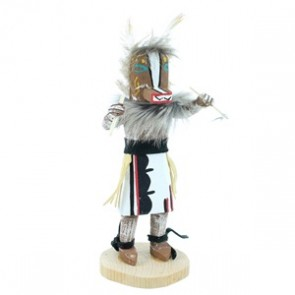 American Indian Badger Navajo Kachina Doll RX109086