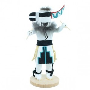 American Indian Rain Priest Zuni Indian Kachina Doll RX109093