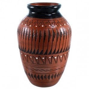 Hand Crafted Navajo Pot By Artist Shelly Watchman SX110370