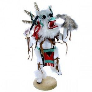 Navajo Indian Ogre Kachina Doll SX113320