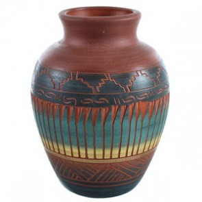 Navajo Hand Crafted Pottery BX116526