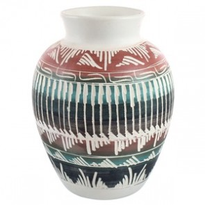 Hand Crafted Traditional Native American Pottery CB118800