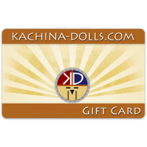 $25 Kachina-Dolls Gift Card