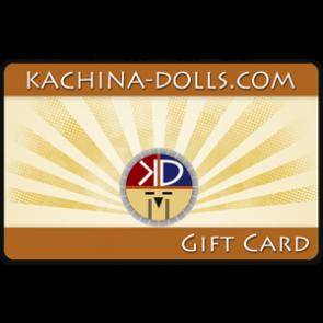 $75 Kachina-Dolls Gift Card